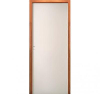 Bloc-porte pré-peint avec condamnation 204x73cm droite