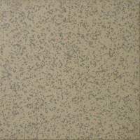 Grès cérame SERIE 1 porphyré gris 1 bord rond 10x10cm WINCKELMANS