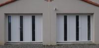 Porte pliante TWIST anthracite hauteur 34.7cm largeur 79.7cm