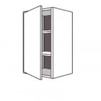 Porte casse TWIST anthracite 27.7x49.7cm