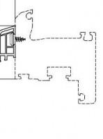 Rejet d'eau (x7618) PVC (09) largeur 136cm