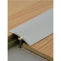 Seuil niveau aluminium naturel à fixer longueur 93cm largeur 47cm