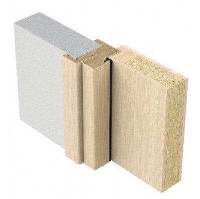 huisserie fin de chantier pr peint blanc 204x83cm gauche rouen 76000 destockage habitat. Black Bedroom Furniture Sets. Home Design Ideas