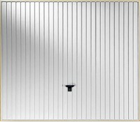 Porte de garage exclusive (14) rainure verticale 200x240cm
