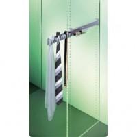 Porte-ceinture/cravates univers aluminium