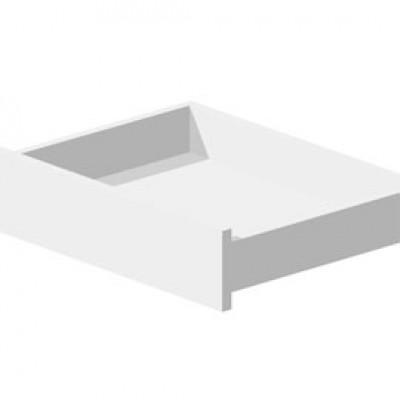 Tiroir blanc espace avec SC largeur 55cm