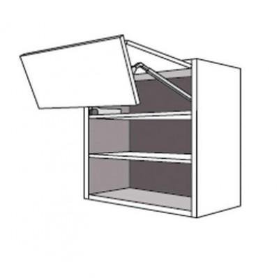 Porte pliante TWIST gris 34.7x99.7cm