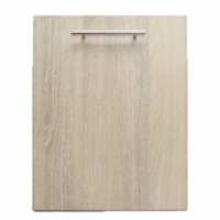 Façade tiroir zen blanc 13.7x39.7cm