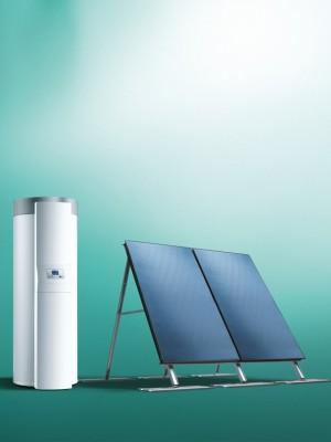 chauffe eau solaire aurostep vaillant quimper 29018. Black Bedroom Furniture Sets. Home Design Ideas