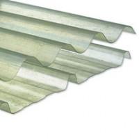 Plaque polyester ONDUCLAIR PO90 2,00x0,90m incolore ONDULINE