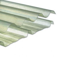 Plaque polyester ONDUCLAIR PO90 3,00x0,90m incolore ONDULINE