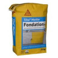 Enduit d'imperméabilisation Sika mortier fondation SP 25kg SIKA FRANCE