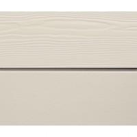 CEDRAL LAP profil finition aluminium blanc crème C07 ETERNIT