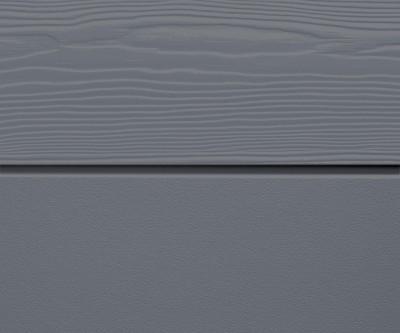 cedral angle int rieur click gris cendre c15 eternit periers 50190 d stockage habitat. Black Bedroom Furniture Sets. Home Design Ideas