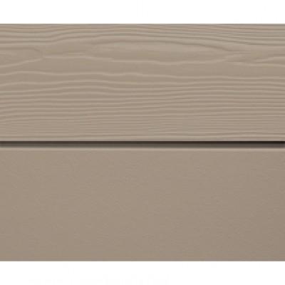 cedral lap profil finition aluminium brun c03 eternit periers 50190 d stockage habitat. Black Bedroom Furniture Sets. Home Design Ideas