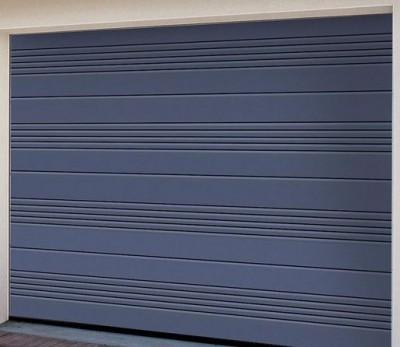 Porte de garage sectionnelle iso20 200x240cm novoferm - Porte de garage sectionnelle novoferm prix ...