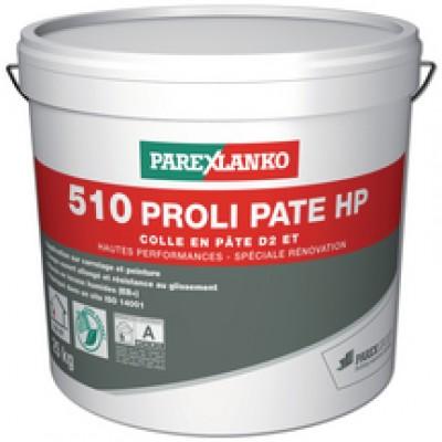 Colle PROLI PATE HP 510 25kg PAREXGROUP SA