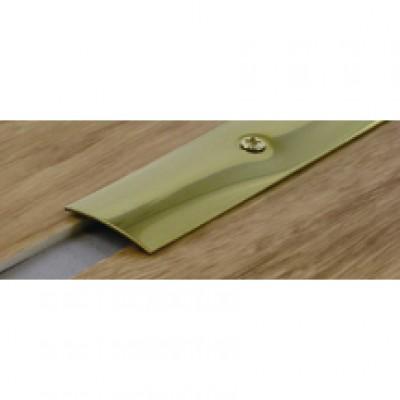Seuil CLASSIC laiton poli 30x930mm
