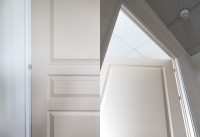Bloc-porte 2040x930mm huisserie bois traditionnelle ISAD K2.0 stable climat B,1 JH INDUSTRIES - AVM