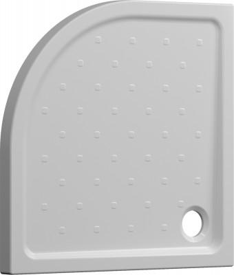 Receveur à poser SEDUCTA 2 extra-plat angle blanc 90x90cm