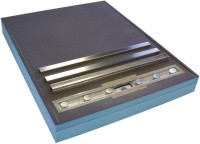 Barrette FUNDO RIOLITO inox standard 800mm