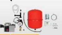 Kit hydraulique HT avec sonde filiaire ATLANTIC PAC ET CHAUDIERE