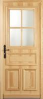 Porte bois pin D46 04-12P GJ S3P+V 215X120D MOLENAT BOIS