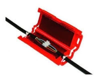 Boîte de dérivation 3x1,5-3x6mm IP67