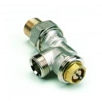 Robinet thermostatique de radiateur 15x21 équerre inversé M28 COMAP