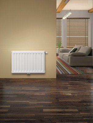Radiateur d'eau chaude INTEGRA M type 22 600x600mm 1099W RETTIG HEATING GROUP FRANCE