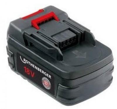 Batterie ROMAX 3000 Li-Ion SC ROTHENBERGER