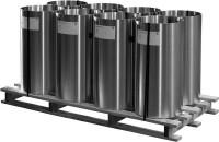 Bobineau ID 400 zinc naturel 0,80mmx1,000mm longeur 17m Rheinzink