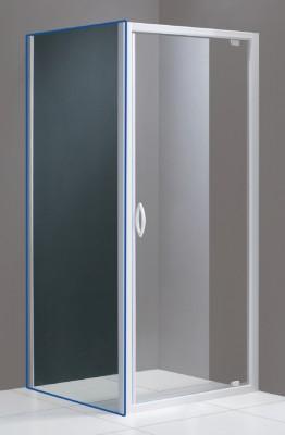 Côté fixe MEZZO 87-89cm verre transparent