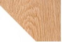 Cadre à doucine chêne rustique 15x35