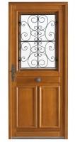 Porte BEAUGENCY BEC (12) sans barillet 215x90cm droite