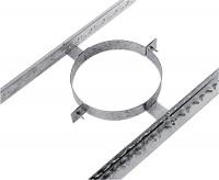 Collier de soutien rehaussé diamètre 80mm