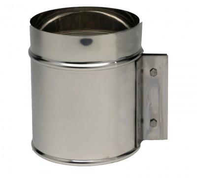 Collier départ inox diamètre 230/236mm