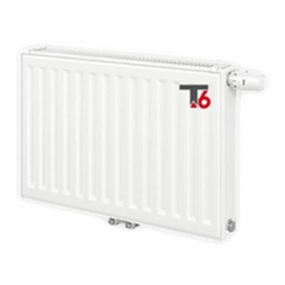 Radiateur eau chaude T6 VONOVA 22 hauteur 750mm longueur 400mm 820W