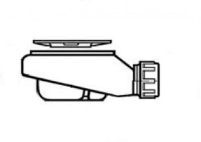 Bonde extra plat pour receveur akr sortie horizontale 18 saint jean de la ruelle 45142 - Quelle bonde pour receveur extra plat ...