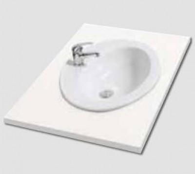 Plan de toilette hydrofugé NEOVA