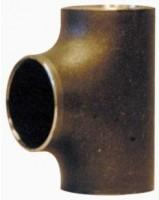 Té égal à souder 114,3x3,6mm noir
