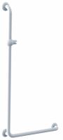 Barre d'appui L POLYALU blanc 665x1265 mm référence 046280 PELLET