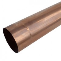 Tuyau cuivre diamètre 100mm, longueur 2m