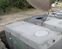 Cuve CAPTECO 5000l béton enterrée BONNA SABLA