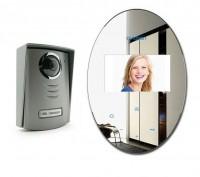 Interphone vidéo-effet miroir AVIDSEN