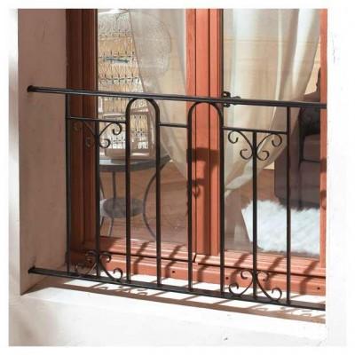 Balcon VERNEUIL avec main courante fer 65x110cm
