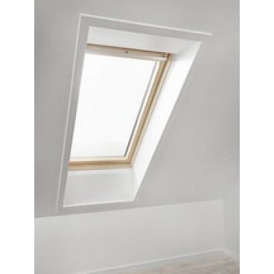 habillage int rieur blanc velux saint thibault des vignes 77400 d stockage habitat. Black Bedroom Furniture Sets. Home Design Ideas