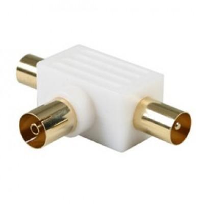 Té de répartition diamètre 9,52mm connectique or