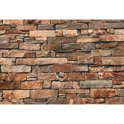 Plaquette De Parement Ilos Quartzite 15x55cm épaisseur 2 5