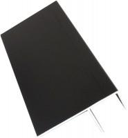 Cornière aluminium IRIS noir 27x81x2000mm OCEPL